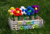 MATERIALS: Poms / Our May 2015 Material of the Month is POMS! Check out this board for inspiration and ideas for all arts and crafts using poms!  / by Craft Project Ideas