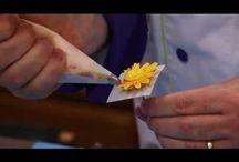 Tutorial decorating cake / Panduan Dekorasi Kue