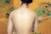 Japonisme/Chinoiserie/Orientalisme