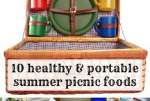 Picnics and lunches