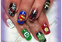 Fun for All Nails: Characters