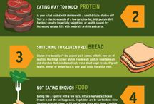 Health Infographics / Infographics to help improve your health.