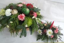 Christmas Centerpieces and More! ~~~