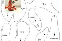 Doll - pattern