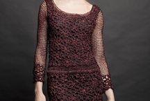 Kötés, horgolás (Crochet, knitting)