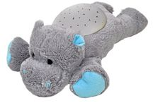 New products from Cloud B! / 1.Nighty Night Owl Smart Sensor 2.Twilight Buddies™ - Hippo 3.Twilight Buddies™ - Sheep 4.Tranquil Starfish™ 5.Twinkling Firefly Frog™