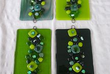 Fused glass  / by Rachel Julca
