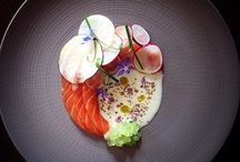 Art of plating / El arte de emplatar alimentos