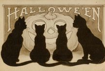 Halloween: Cats / by Little Gothic Horrors