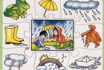 MŠ-počasí,roční období