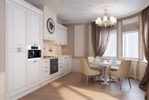 Kitchen / Kitchen interior design