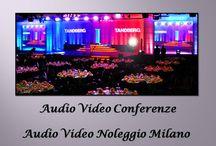 Audio Video conferenza milano