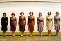 mundury żeńskie  IIWW <3