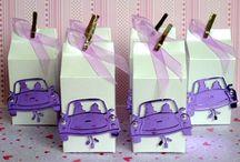 Geschenkverpackung / Verpackung Gastgeschenk