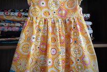 Yellow Bug Dresses