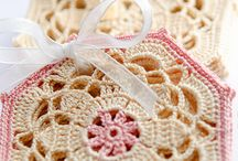Crochet Coaster, pot holders, etc