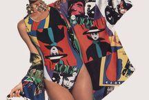 1990's Wallpaper/Textile Design / 1990's Wallpaper/Textile Design