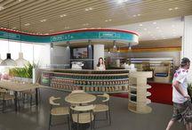 COMBO AREA COFFE MARKET / #attrax #construction #renovation #greece #interiordesign #architecture @attraxgroup