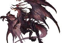 Granblue fantasy Creature
