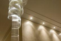 \ Light installation
