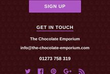 New Look Website / The Chocolate Company has updated its image... We're sporting a brand new look, enhanced gift options, easy access to all of our social media platforms and individual pages for all of our ranges of delicious chocolates. Additionally there is a page that lists all of the current offers, for your convenience. We'd like to invite you to take a look at the all new look website...The Chocolate Emporium's gates are officially open!   https://the-chocolate-emporium.com