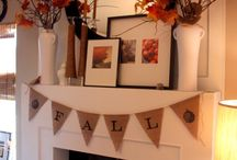 Fall Decor / by Paula Karnes Trott
