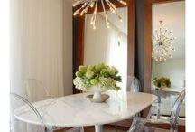 Dining Room / Formal dining design