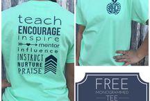 teachers shirts