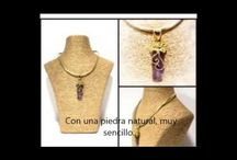 Collares orientales, Eastern Jewelry