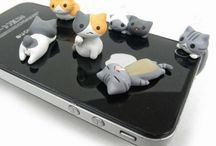 Vymodelované malé mačičky