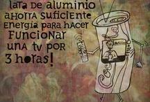 reciclaje / by Cristina Fernandez
