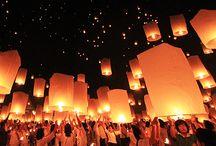 Festivals around the world  / by Joy Ng