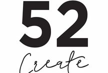 52Create / Personal design challenge by @doodlelovedesigns to create and giveaway a new piece of art every week for a year #52create