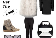 Get The Look / by YohanaSant