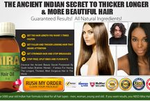 Try Mira Hair Oil - Special Offer