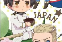 World of Hetalia