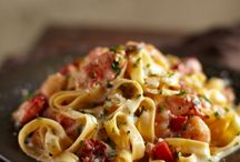 pasta / Recipes for all different types of pasta dishes!