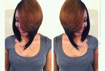 Cute hairstyles / by Tierra Washington
