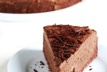 Gluten free cooking / Chocolate cheese cake