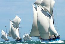 Żaglowce, statki, łodzie, jachty