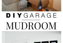Entryway/Command Center/Garage ideas / by Alicia Christine