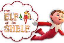 Elf on the Shelf / 'tis the season for Elf on the Shelf