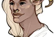 Race: Qunari