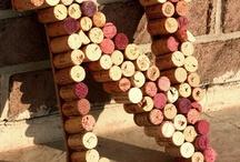 wine cork upcycle
