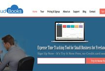 Billing Software For Small Business / CloudBooks in the form of applications and Billing Software For Small Business. The online accounting, time tracking, expense tracking and invoicing software are extremely simple to use and there is no need to become the computer genius at all.