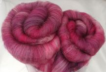 Etselry Team Fiber Arts: Fiber / Spinning fiber from Ravelry members with Etsy shops / by Etselry Team