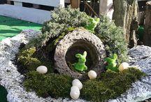 Dekoracje Wielkanocne / Wiosenne / Dekoracje Wielkanocne / Wiosenne
