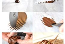How to - chocolate decorations