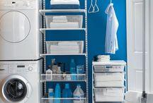 Ev içi- çamaşır odası