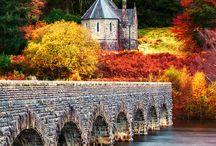 Le Pays de Galles en Automne / Vous faire découvrir des #PaysagesD'automne au #PaysDe Galles #AlainnTours - créateur de voyages #Irlande, #Ecosse, #Paysdegalles - Circuits, séjours à la carte pour des individuels, familles et groupes. Équipe bilingue, assistance 7j/7.